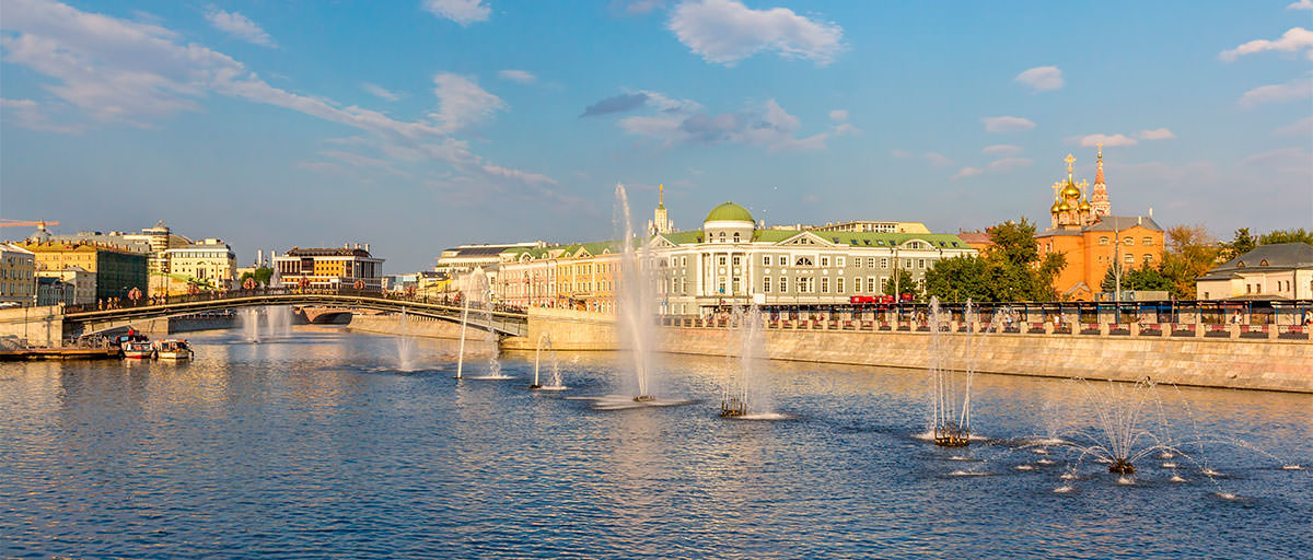 Vodootvody Canal Fountains