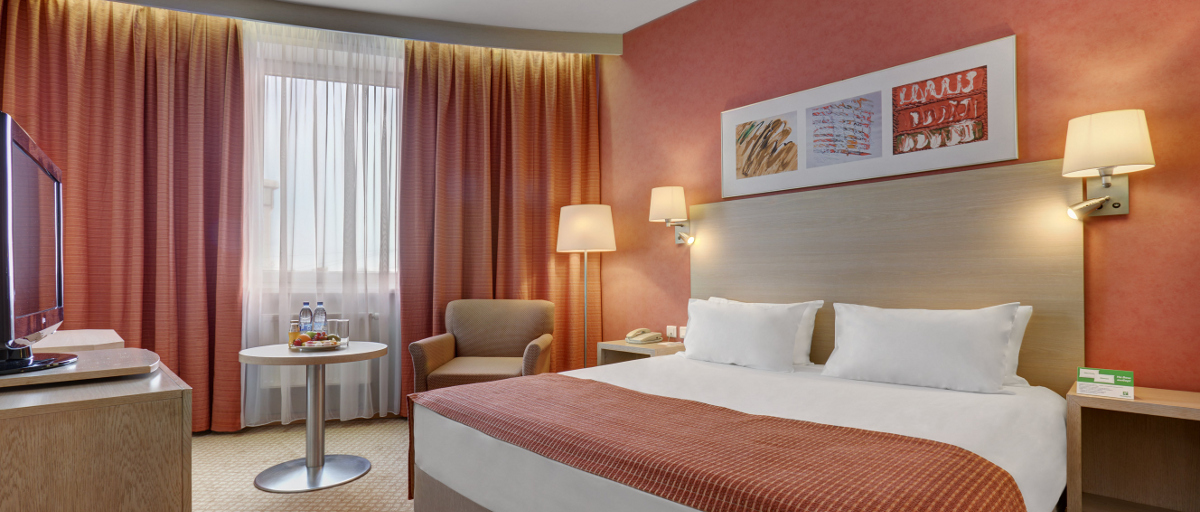 Holiday Inn Moscow Lesnaya Suite