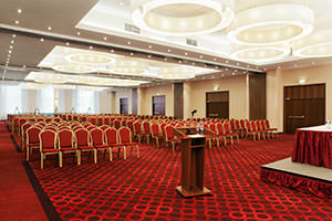 Holiday Inn Moscow Meeting Room