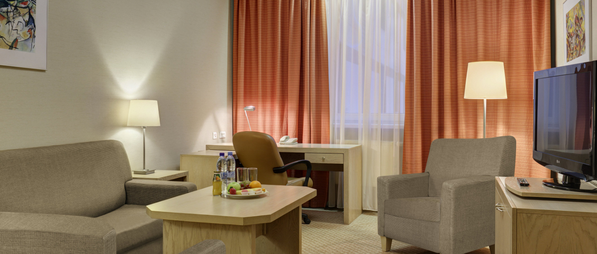 Holiday Inn Moscow Suite