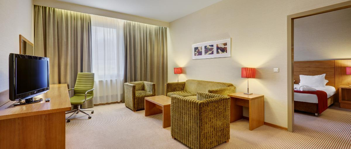 Holiday Inn Moscow Suschevsky Suite