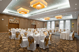 Holiday Inn Moscow Wedding celebration