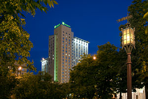 Downtown Moscow Holiday Inn