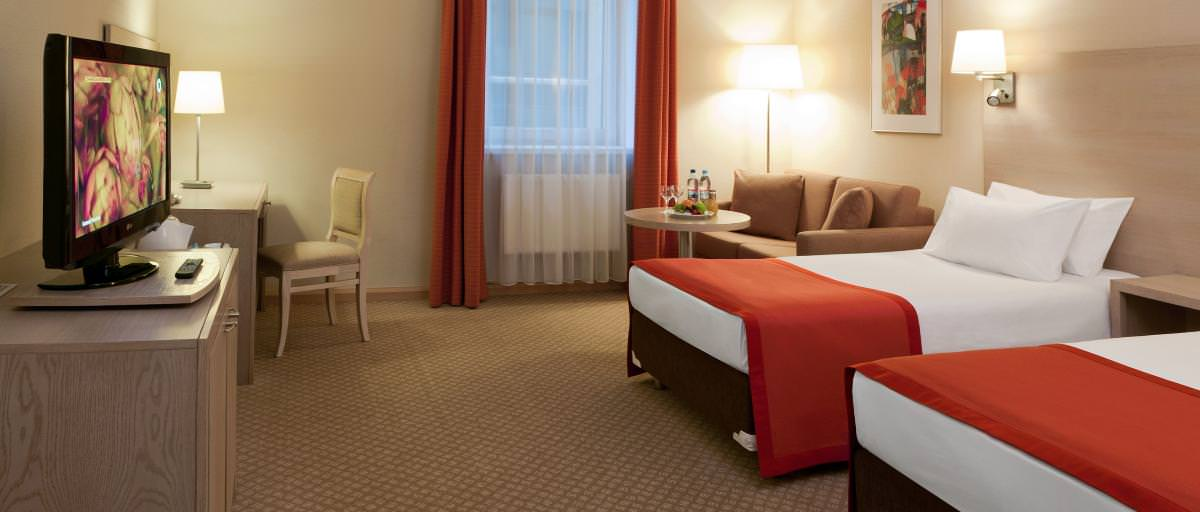 Holiday Inn Moscow Superior Room